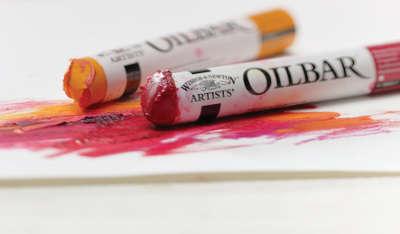 Test : Les couleurs à l'huile solide