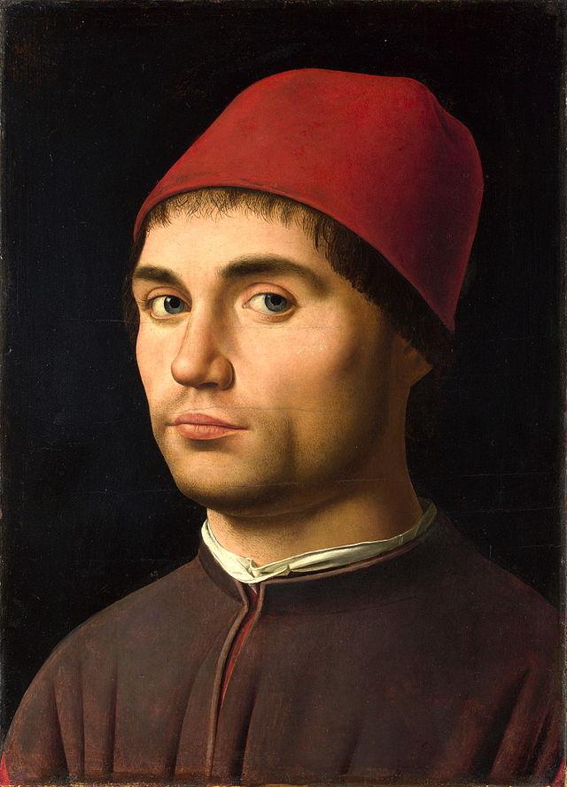 Recette: Le medium au plomb d'Antonello de Messine