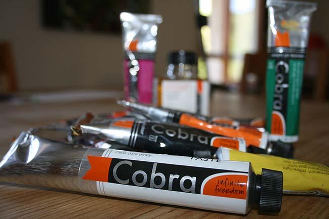 Huile Cobra – une huile extra-fine qui se dilue à l'eau