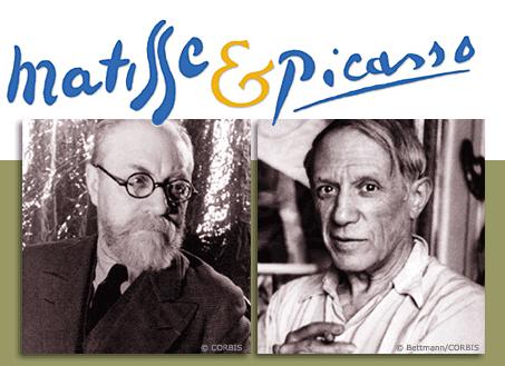 Le dessin et la Couleur – Le duel entre Matisse et Picasso