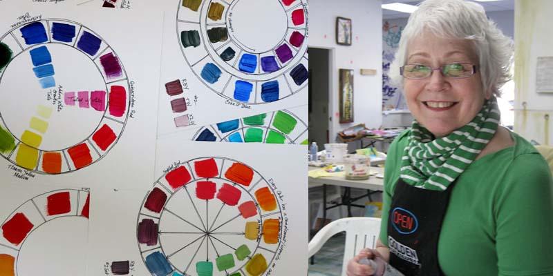 Comment apprendre à mélanger vos couleurs